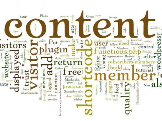 Защищаем контент сайта