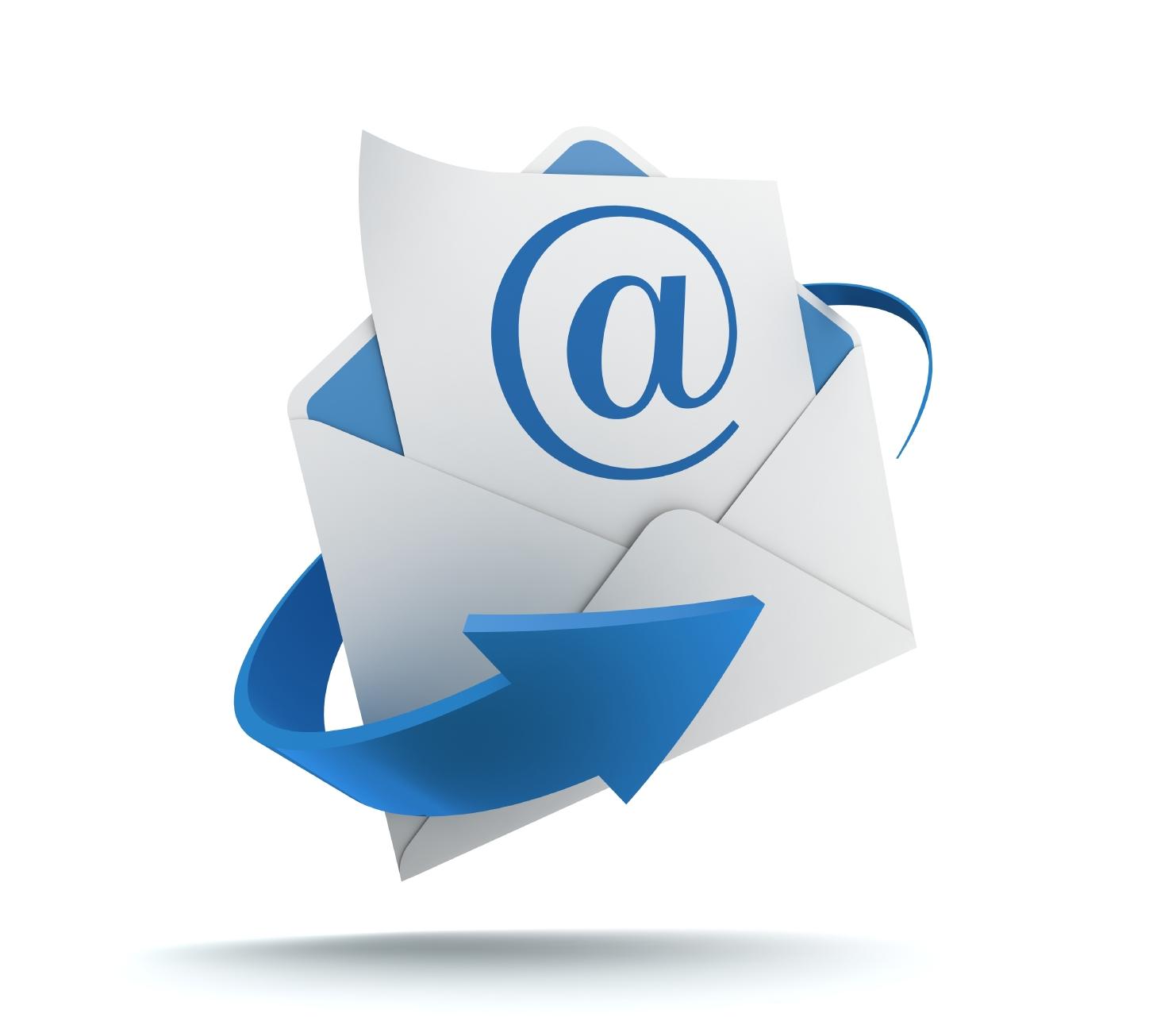 Как отослать почту